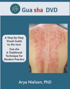Gua sha DVD