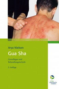 Gua sha German Book Cover